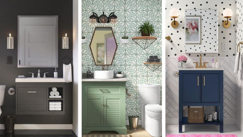 Winter-Friendly Bathroom Projects